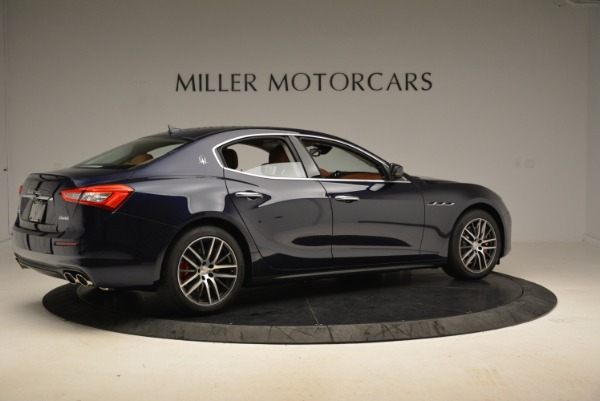 New 2018 Maserati Ghibli S Q4 for sale Sold at Bugatti of Greenwich in Greenwich CT 06830 8