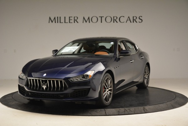 New 2018 Maserati Ghibli S Q4 for sale Sold at Bugatti of Greenwich in Greenwich CT 06830 1