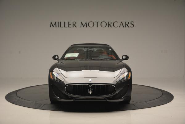 New 2017 Maserati GranTurismo Convertible Sport for sale Sold at Bugatti of Greenwich in Greenwich CT 06830 27