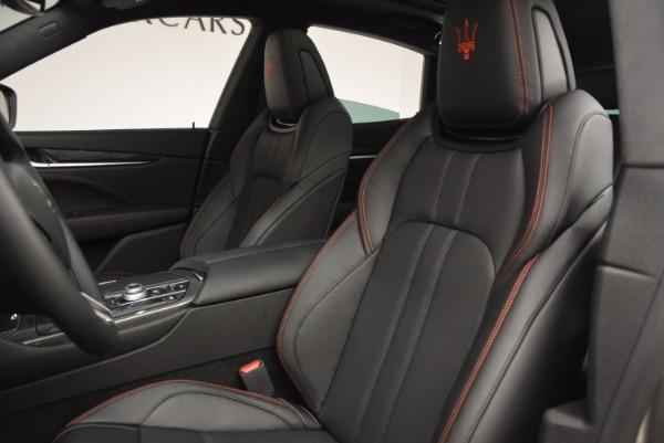New 2017 Maserati Levante S Q4 for sale Sold at Bugatti of Greenwich in Greenwich CT 06830 15