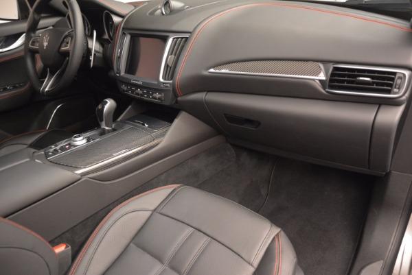 New 2017 Maserati Levante S Q4 for sale Sold at Bugatti of Greenwich in Greenwich CT 06830 20