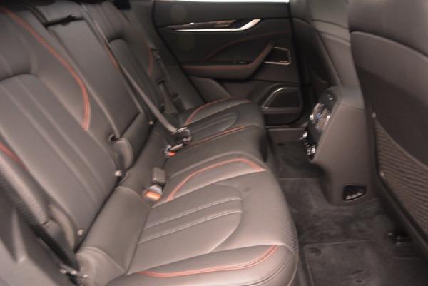 New 2017 Maserati Levante S Q4 for sale Sold at Bugatti of Greenwich in Greenwich CT 06830 24