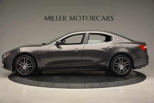 Used 2018 Maserati Ghibli S Q4 for sale Sold at Bugatti of Greenwich in Greenwich CT 06830 3