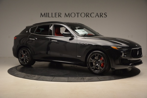 New 2018 Maserati Levante S GranSport for sale Sold at Bugatti of Greenwich in Greenwich CT 06830 10