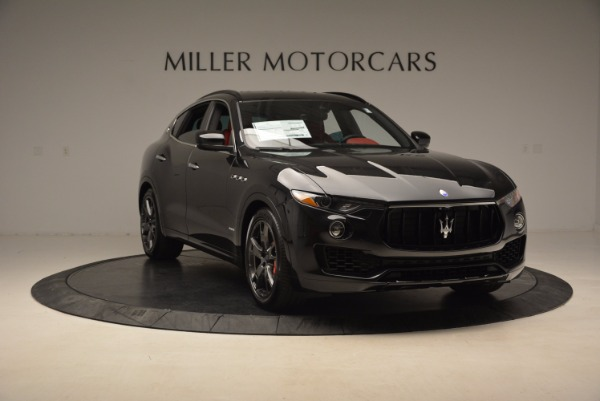New 2018 Maserati Levante S GranSport for sale Sold at Bugatti of Greenwich in Greenwich CT 06830 11