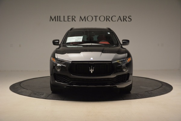 New 2018 Maserati Levante S GranSport for sale Sold at Bugatti of Greenwich in Greenwich CT 06830 12