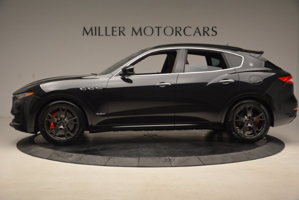 New 2018 Maserati Levante S GranSport for sale Sold at Bugatti of Greenwich in Greenwich CT 06830 3