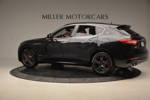 New 2018 Maserati Levante S GranSport for sale Sold at Bugatti of Greenwich in Greenwich CT 06830 4