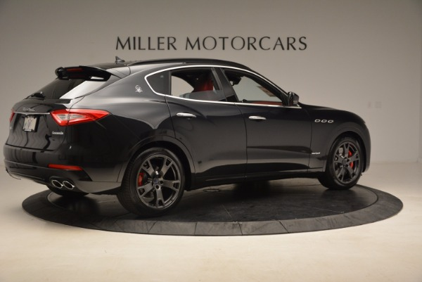 New 2018 Maserati Levante S GranSport for sale Sold at Bugatti of Greenwich in Greenwich CT 06830 8