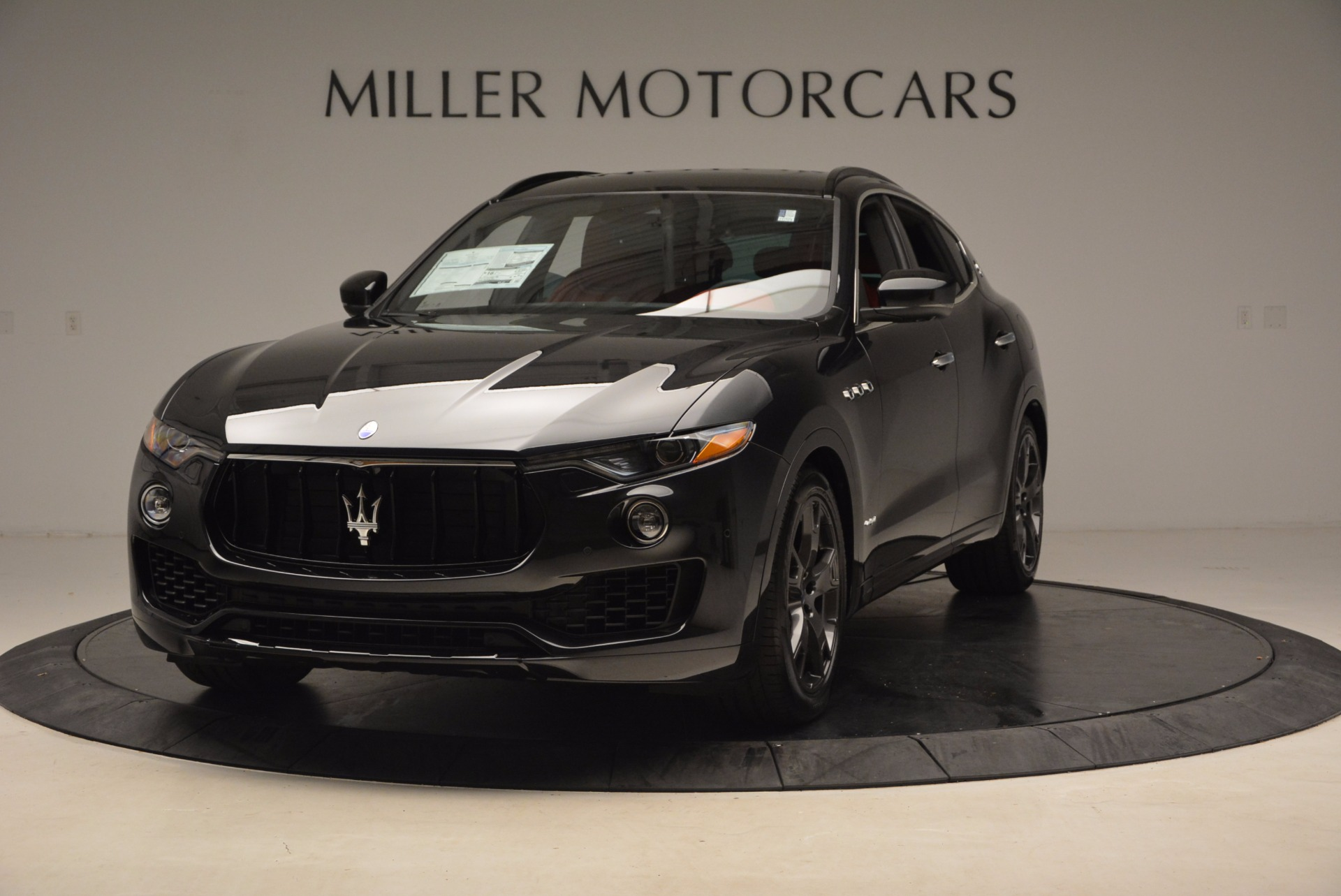 New 2018 Maserati Levante S GranSport for sale Sold at Bugatti of Greenwich in Greenwich CT 06830 1