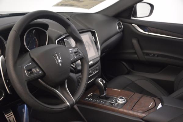 Used 2018 Maserati Ghibli S Q4 Gransport for sale Sold at Bugatti of Greenwich in Greenwich CT 06830 14