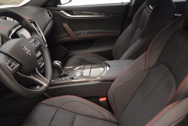 New 2018 Maserati Ghibli S Q4 GranSport for sale Sold at Bugatti of Greenwich in Greenwich CT 06830 14