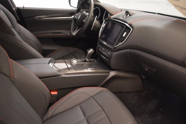 New 2018 Maserati Ghibli S Q4 GranSport for sale Sold at Bugatti of Greenwich in Greenwich CT 06830 19