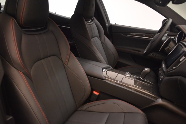 New 2018 Maserati Ghibli S Q4 GranSport for sale Sold at Bugatti of Greenwich in Greenwich CT 06830 21