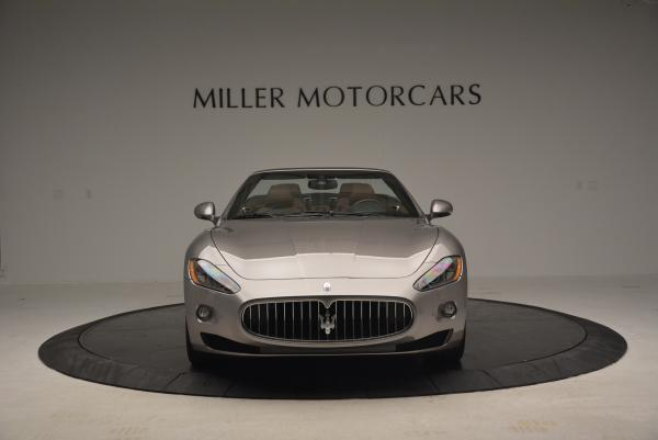 Used 2012 Maserati GranTurismo for sale Sold at Bugatti of Greenwich in Greenwich CT 06830 12