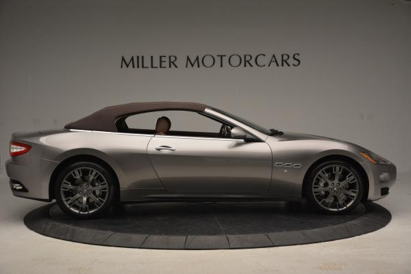 Used 2012 Maserati GranTurismo for sale Sold at Bugatti of Greenwich in Greenwich CT 06830 16