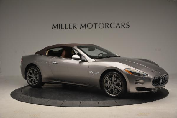 Used 2012 Maserati GranTurismo for sale Sold at Bugatti of Greenwich in Greenwich CT 06830 17