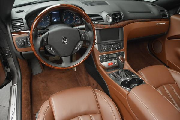 Used 2012 Maserati GranTurismo for sale Sold at Bugatti of Greenwich in Greenwich CT 06830 21