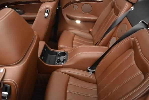 Used 2012 Maserati GranTurismo for sale Sold at Bugatti of Greenwich in Greenwich CT 06830 25