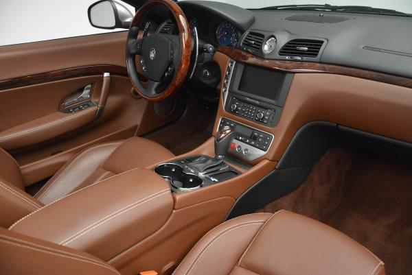 Used 2012 Maserati GranTurismo for sale Sold at Bugatti of Greenwich in Greenwich CT 06830 26