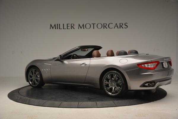 Used 2012 Maserati GranTurismo for sale Sold at Bugatti of Greenwich in Greenwich CT 06830 4