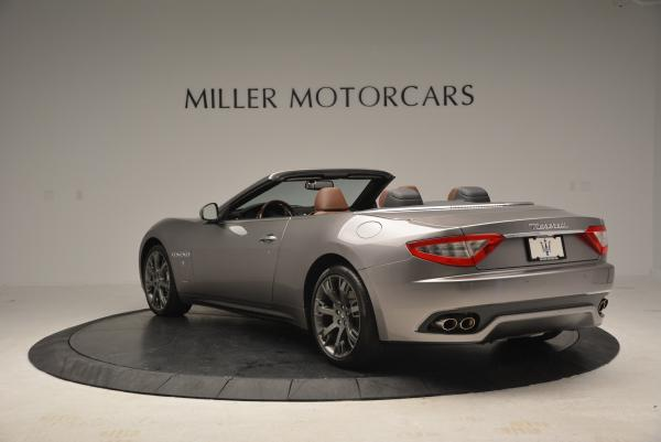 Used 2012 Maserati GranTurismo for sale Sold at Bugatti of Greenwich in Greenwich CT 06830 5