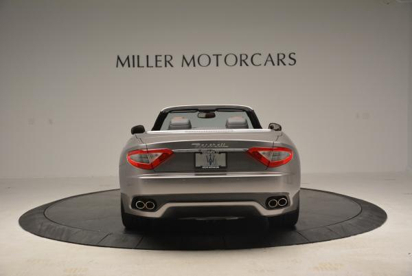 Used 2012 Maserati GranTurismo for sale Sold at Bugatti of Greenwich in Greenwich CT 06830 6