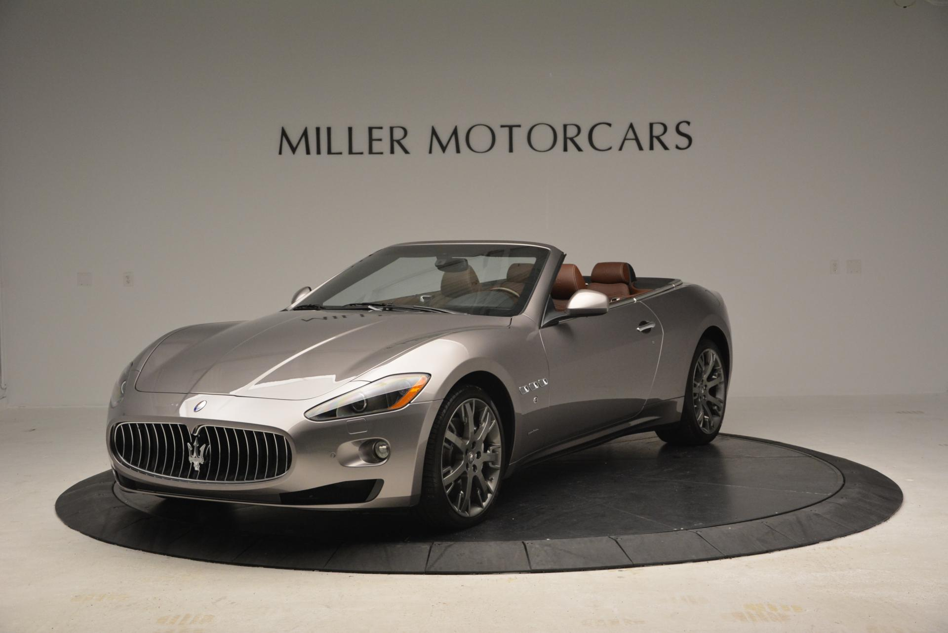 Used 2012 Maserati GranTurismo for sale Sold at Bugatti of Greenwich in Greenwich CT 06830 1