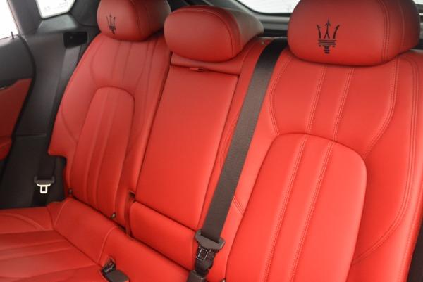 New 2018 Maserati Levante Q4 GranSport for sale Sold at Bugatti of Greenwich in Greenwich CT 06830 18