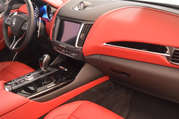 New 2018 Maserati Levante Q4 GranSport for sale Sold at Bugatti of Greenwich in Greenwich CT 06830 19