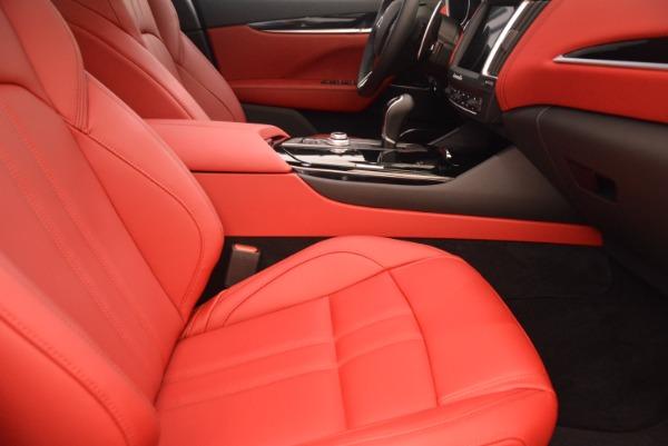 New 2018 Maserati Levante Q4 GranSport for sale Sold at Bugatti of Greenwich in Greenwich CT 06830 20