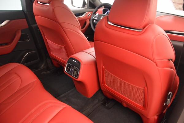 New 2018 Maserati Levante Q4 GranSport for sale Sold at Bugatti of Greenwich in Greenwich CT 06830 22
