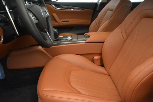 Used 2018 Maserati Quattroporte S Q4 GranLusso for sale Sold at Bugatti of Greenwich in Greenwich CT 06830 14