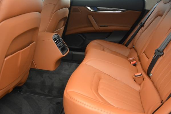 Used 2018 Maserati Quattroporte S Q4 GranLusso for sale Sold at Bugatti of Greenwich in Greenwich CT 06830 18