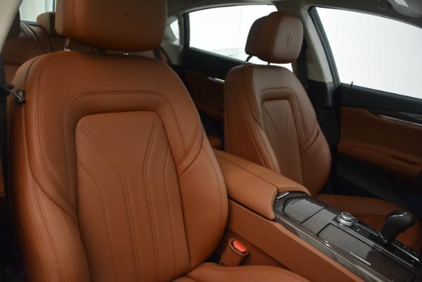 Used 2018 Maserati Quattroporte S Q4 GranLusso for sale Sold at Bugatti of Greenwich in Greenwich CT 06830 20