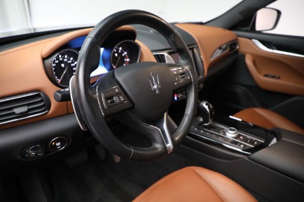 Used 2018 Maserati Levante Q4 for sale $57,900 at Bugatti of Greenwich in Greenwich CT 06830 13