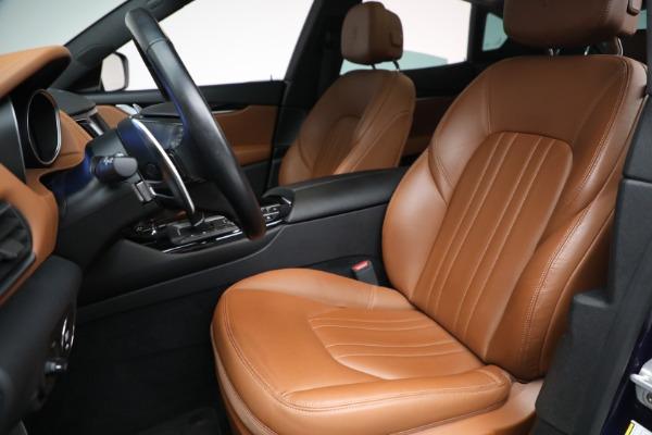 Used 2018 Maserati Levante Q4 for sale $57,900 at Bugatti of Greenwich in Greenwich CT 06830 15