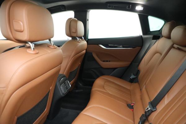 Used 2018 Maserati Levante Q4 for sale $57,900 at Bugatti of Greenwich in Greenwich CT 06830 18