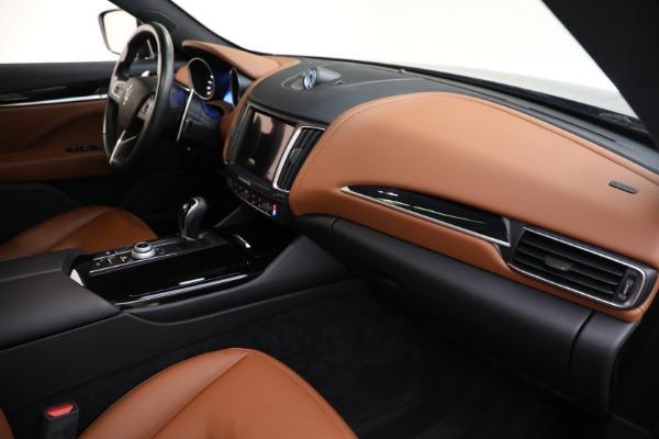 Used 2018 Maserati Levante Q4 for sale $57,900 at Bugatti of Greenwich in Greenwich CT 06830 21