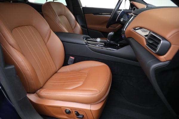 Used 2018 Maserati Levante Q4 for sale $57,900 at Bugatti of Greenwich in Greenwich CT 06830 23