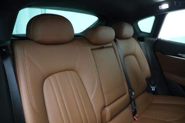 Used 2018 Maserati Levante Q4 for sale $57,900 at Bugatti of Greenwich in Greenwich CT 06830 24
