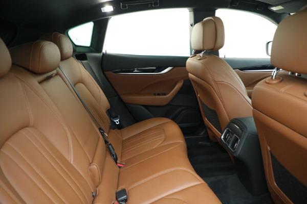 Used 2018 Maserati Levante Q4 for sale $57,900 at Bugatti of Greenwich in Greenwich CT 06830 25