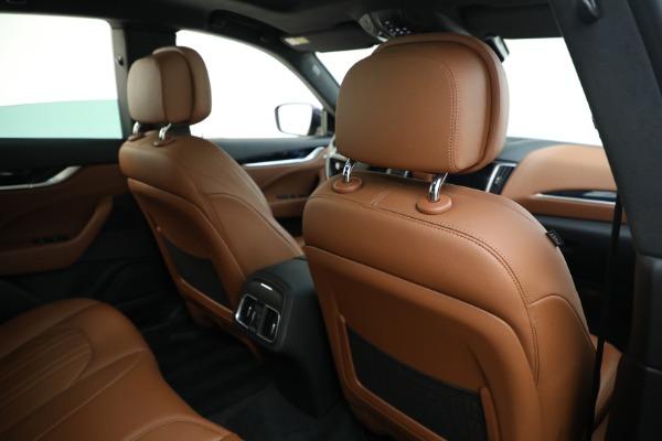 Used 2018 Maserati Levante Q4 for sale $57,900 at Bugatti of Greenwich in Greenwich CT 06830 26