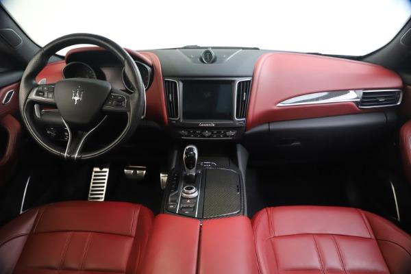 Used 2018 Maserati Levante S GranSport for sale $66,900 at Bugatti of Greenwich in Greenwich CT 06830 17