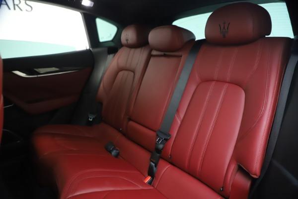 Used 2018 Maserati Levante S GranSport for sale $66,900 at Bugatti of Greenwich in Greenwich CT 06830 19