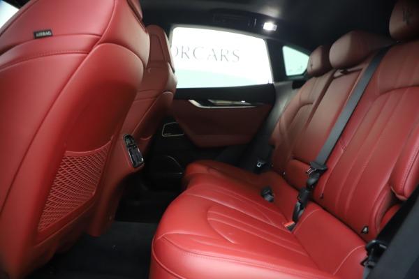 Used 2018 Maserati Levante S GranSport for sale $66,900 at Bugatti of Greenwich in Greenwich CT 06830 20