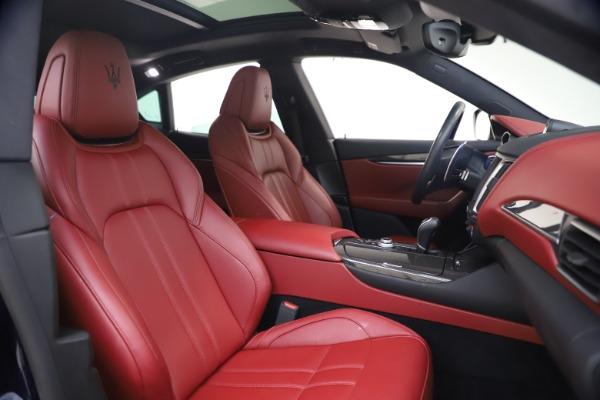 Used 2018 Maserati Levante S GranSport for sale $66,900 at Bugatti of Greenwich in Greenwich CT 06830 22