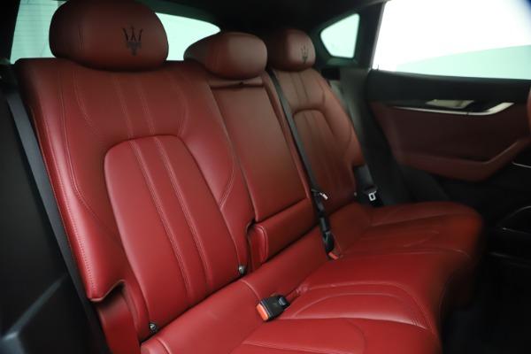 Used 2018 Maserati Levante S GranSport for sale $66,900 at Bugatti of Greenwich in Greenwich CT 06830 25