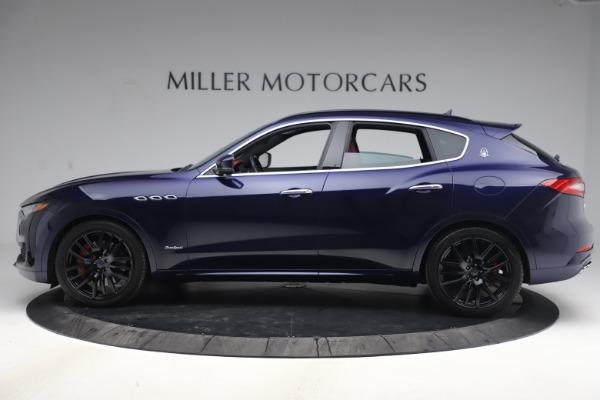 Used 2018 Maserati Levante S GranSport for sale $66,900 at Bugatti of Greenwich in Greenwich CT 06830 4