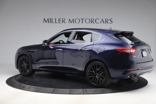 Used 2018 Maserati Levante S GranSport for sale $66,900 at Bugatti of Greenwich in Greenwich CT 06830 5